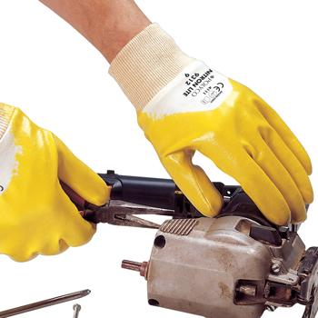 HANTEX Veiligheidshandschoenen - Polyco Nitron Lite Yellow