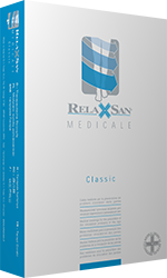 RelaxSan medische compressiekousen