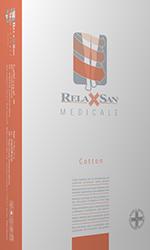 RelaxSan medische compressiekousen Cotton