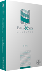 RelaxSan medische compressiekousen Soft
