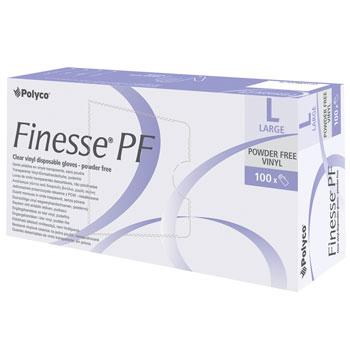 Vinyl handschoenenFinesse PF25 Polyco